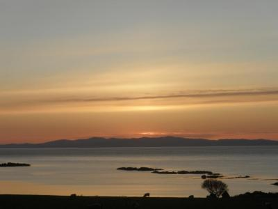 Islay sunrise